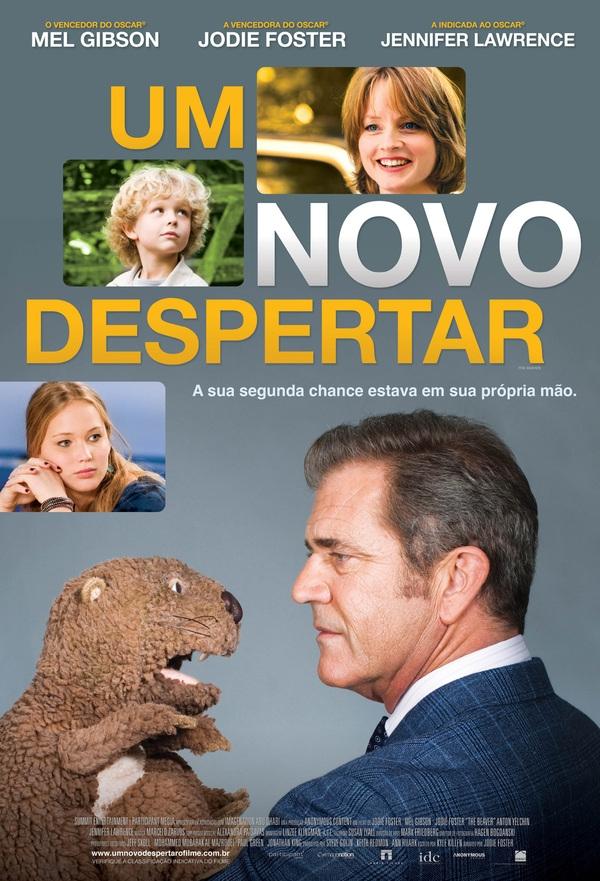 New International Poster for 'The Beaver'