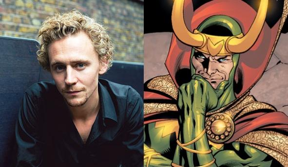 Loki isn't the Villain in 'The Avengers'?