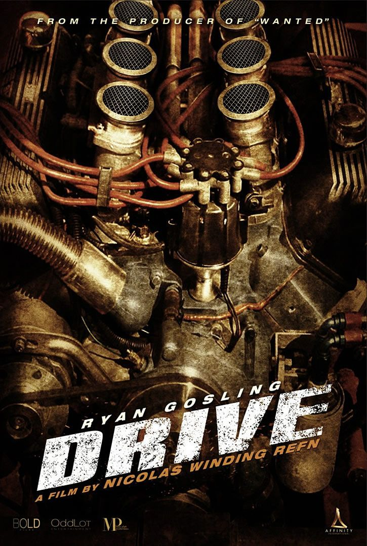 New Clip & On-Set Images of 'Drive' Starring Ryan Gosling & Carey Mulligan