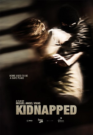 The Trailer for 'Kidnapped' is Highly Suspenseful and Extremely Intense