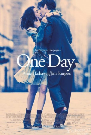 Trailer & Images of Anne Hathaway & Jim Sturgess in 'One Day'