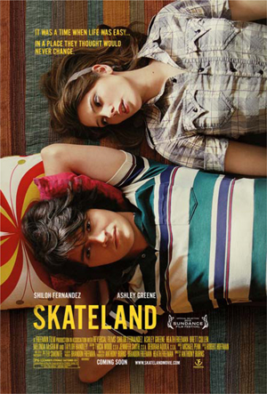 Movie Review: Let's go to 'Skateland' this weekend!