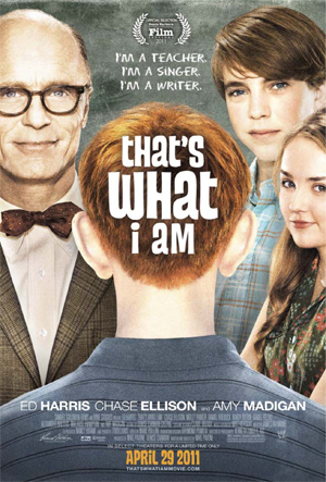 Movie Review: 'That's What I Am' is just right