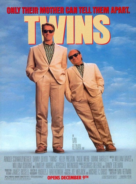 Twins Sequel 'Triplets' is Still in the Works… With Eddie Murphy?