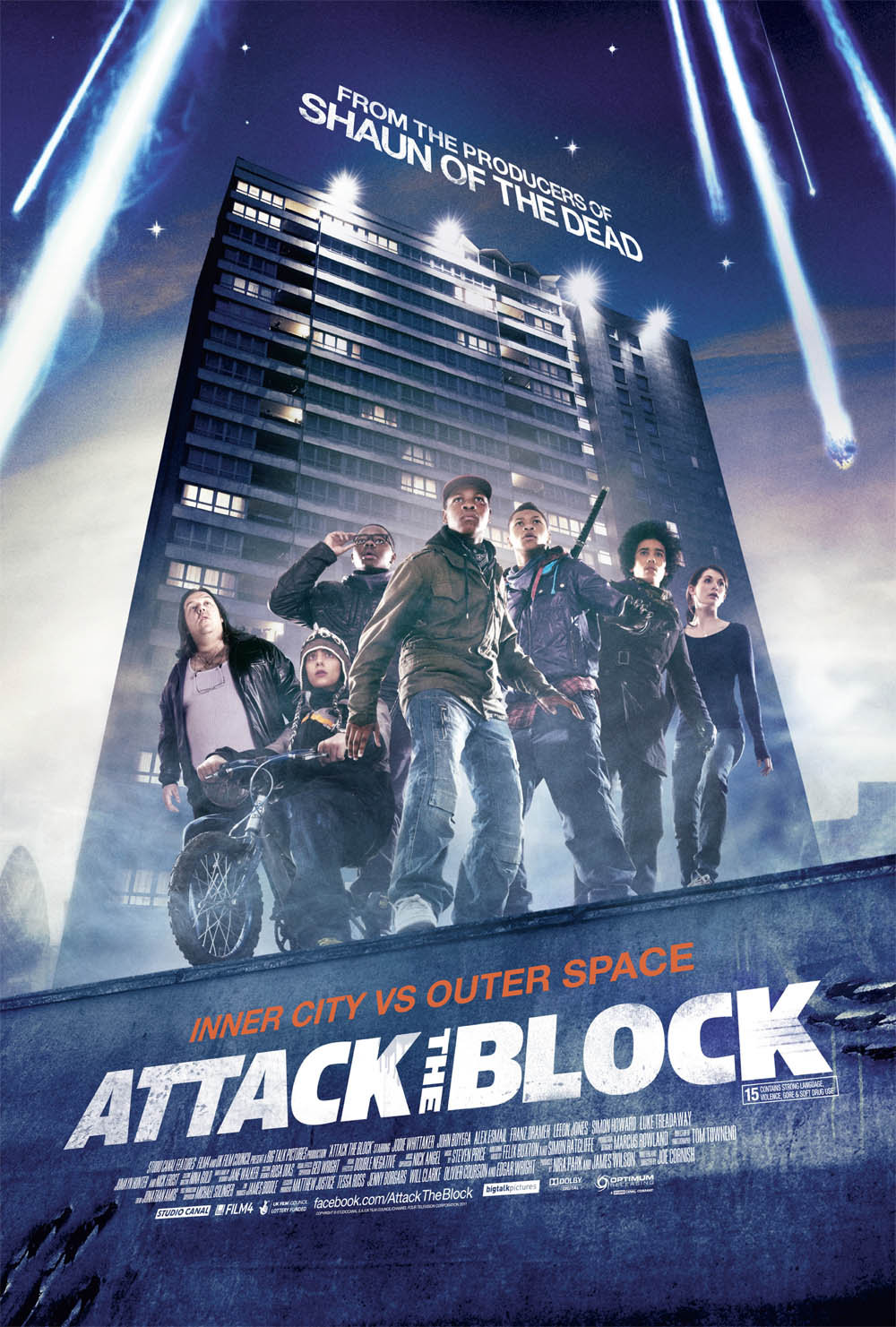 Movie Review: Trust Me, Bruv! 'Attack the Block' is the Best Time You'll have in a Theater this Year