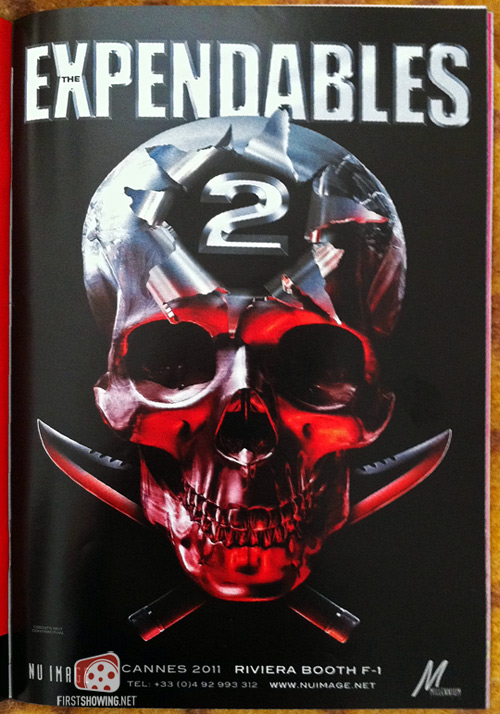 'The Expendables 2′ Gets a Teaser Poster and Synopsis!