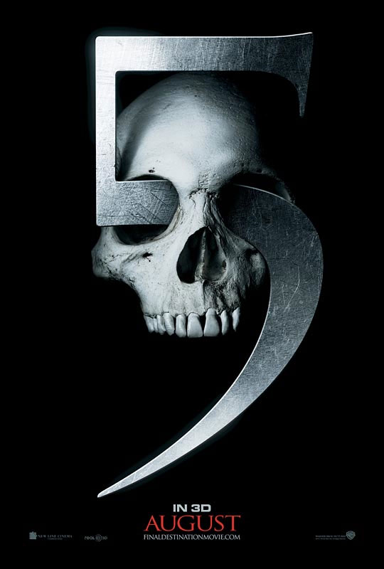 'Final Destination 5′ Trailer and Poster, It's Kill or be Killed Time!