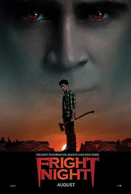 "New 'Fright Night' Trailer finally shows ""Peter Vincent"""