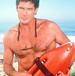 David Hasselhoff Dives Into 'Piranha 3DD'