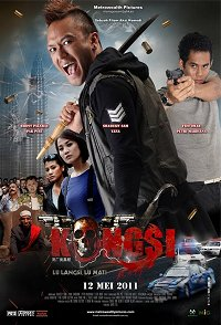 A Malaysian Action Comedy? Check out the new Trailer for 'Kongsi'