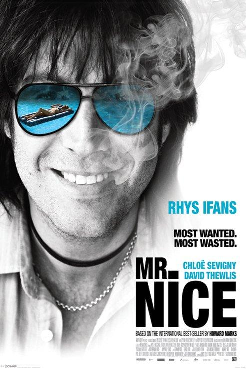 Movie Review: MR. NICE is the Coolest and Nicest Pot Dealer Ever!