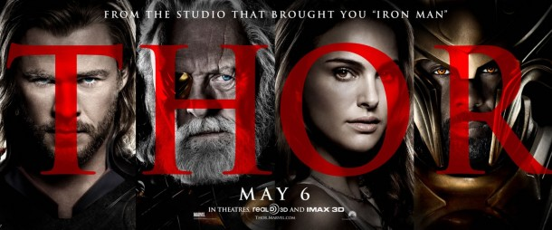 'Thor 2′ Gets a Rewriter