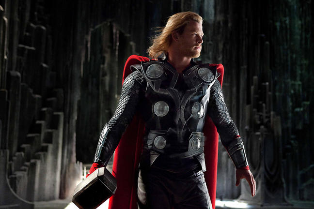 Marvel Studios Sets 'Thor 2′ for July 2013 Release!