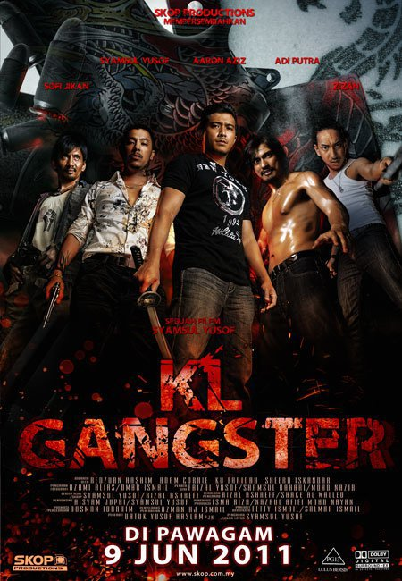 Trailer For Malaysian Action Flick, KL GANGSTER