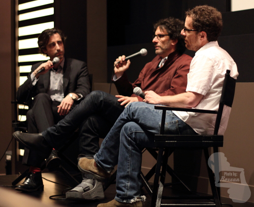 Coens reveal new movie is music-based / Noah Baumbach working with Ben Stiller again