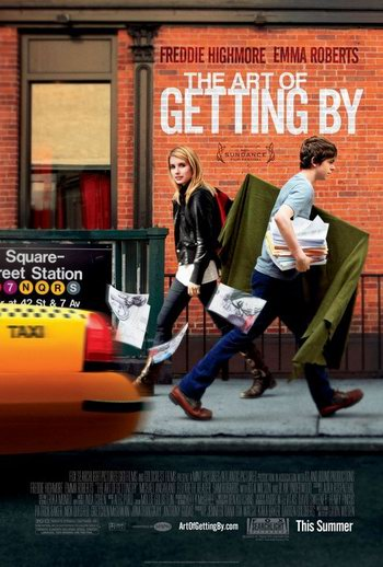 "Movie Review: ""The Art of Getting By"" does not get by me"