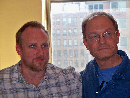 'The Perfect Host' Roundtable Interview: Writer/Director Nick Tomnay and Actor David Hyde Pierce