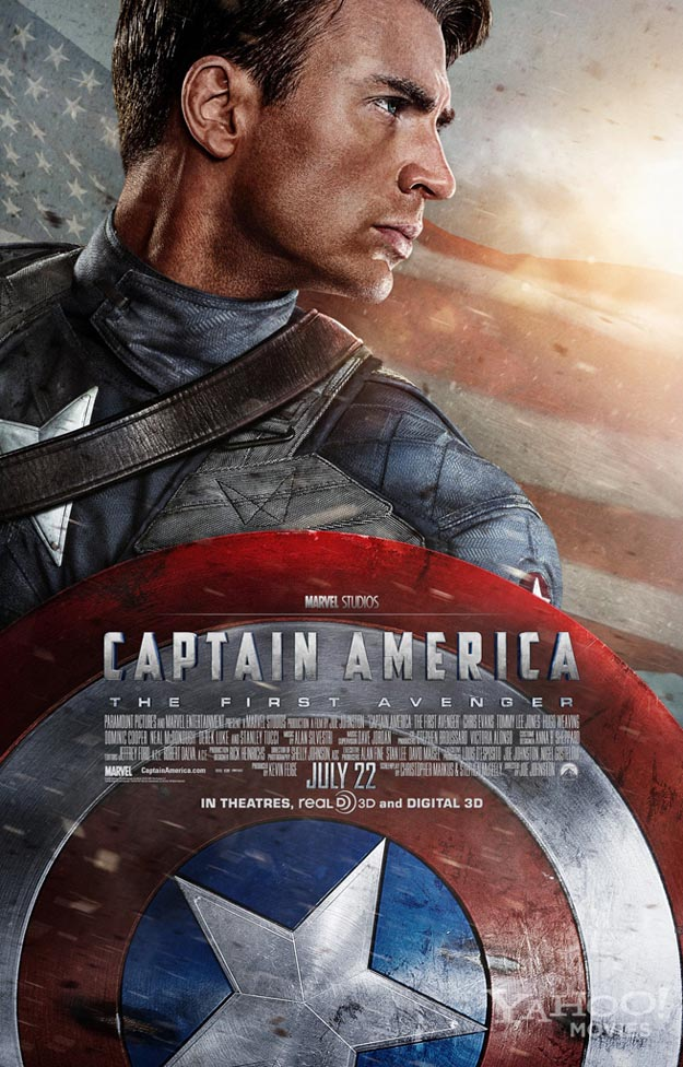 'Captain America: The First Avenger' Will Get a title Change in Three Countries
