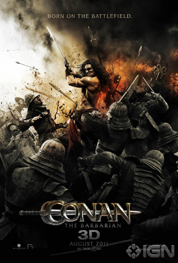 Movie Review: 'Conan the Barbarian' is the R Rated Action Film 2011 Has Needed