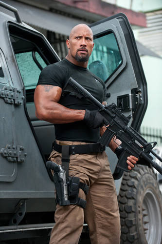 The Rock to Enlist In 'G.I. Joe 2′?