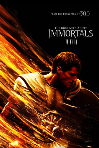 The IMMORTALS Trailer is Dark, Gritty, and Looks Exactly like 300