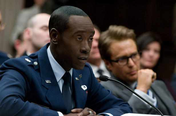 Don Cheadle talks about 'Iron Man 3′ and 'The Avengers'