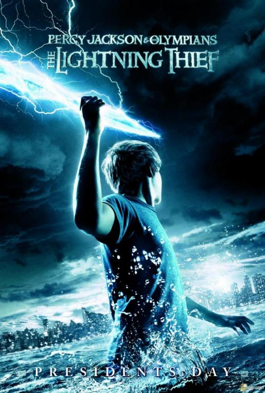 'Percy Jackson' Get's One More Chance