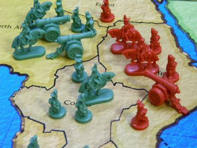 Ukraine Is Weak! Sony to Make Movie Based on 'Risk' Board Game