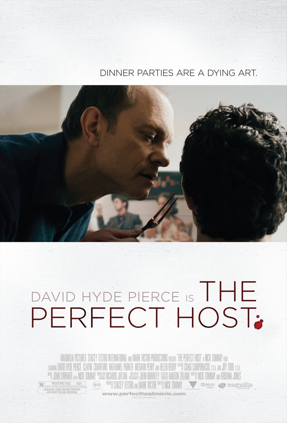 Movie Review: 'The Perfect Host' Proves that Looks Can be Deceiving