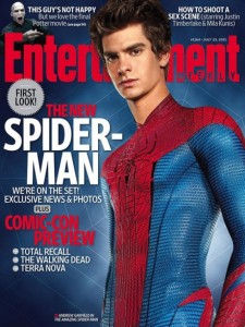 Amazing2 225x300 The Amazing Spider Man images from EW plus Trailer news