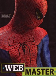 Amazing3 222x300 The Amazing Spider Man images from EW plus Trailer news