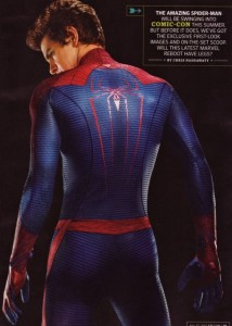 Amazing5 214x300 The Amazing Spider Man images from EW plus Trailer news
