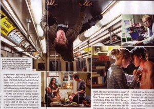 Amazing7 300x213 The Amazing Spider Man images from EW plus Trailer news