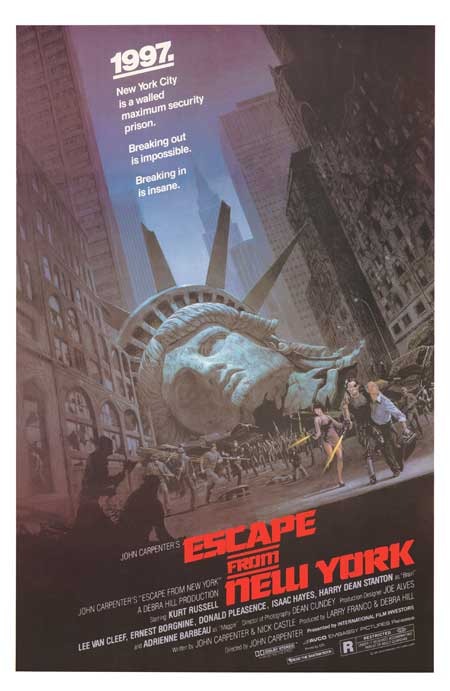 New Line Gives Up On 'Escape From New York' Remake