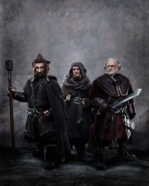First Look at 'The Hobbit' Dwarves!