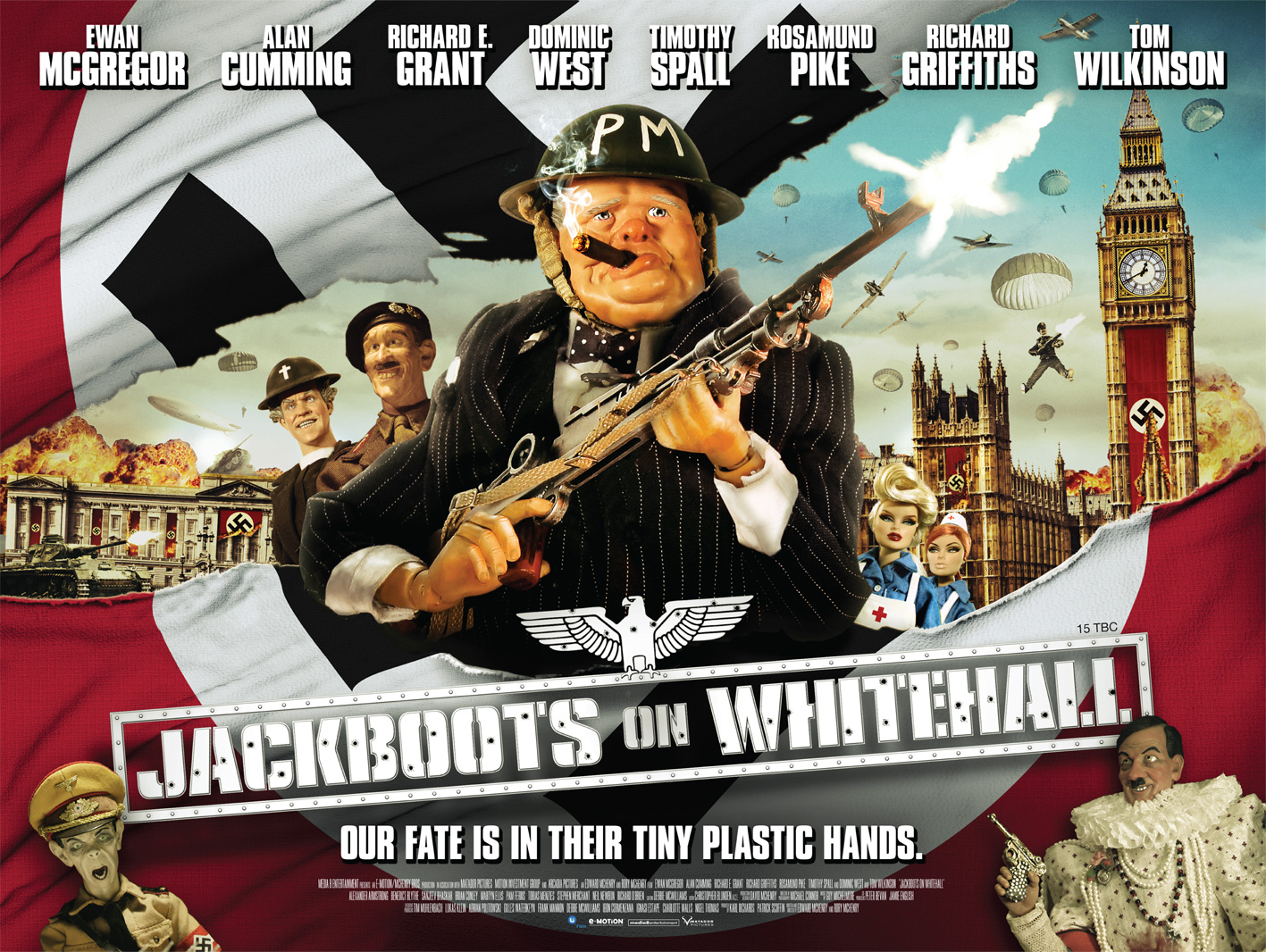 DVD Review: Jackboots on Whitehall