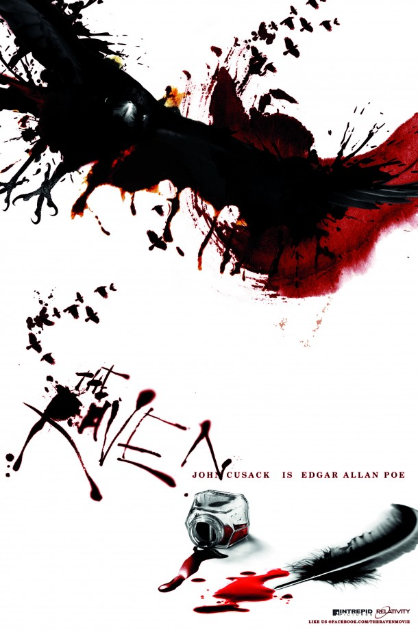 SDCC '11: First Poster, Synopsis, and New Stills From 'The Raven'