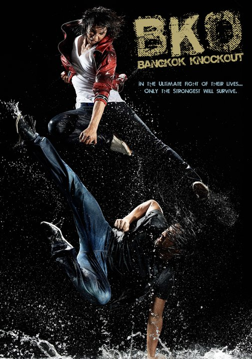 BKO: Bangkok Knockout is Coming to Blu Ray this August!