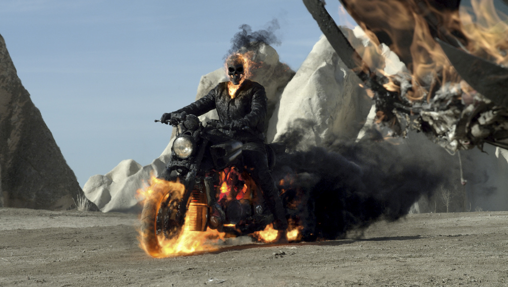 First Hi-Res Photos from Ghost Rider: Spirit of Vengeance
