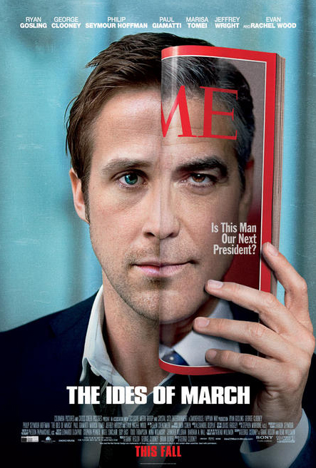 The Trailer for George Clooney's 'The Ides of March' is Politically Intriguing