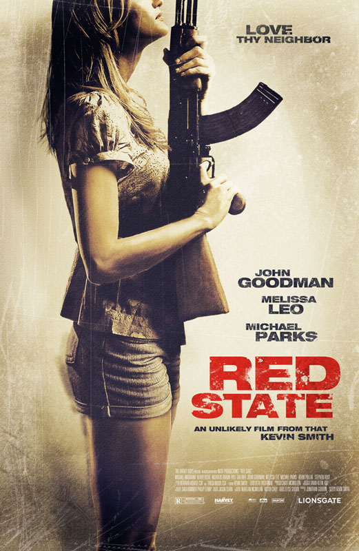 New Trailer and Poster for 'Red State,' and Guess What, it will be eligable for Oscar nominations too!