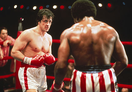 Beat Down of the Week: Rocky Takes on Apollo Creed
