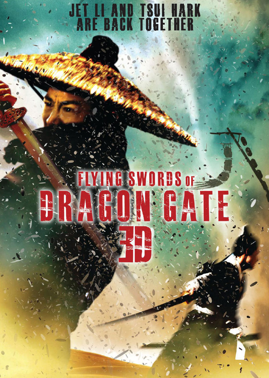 Jet Li and Tsui Hark Reunite in the Teaser Trailer for 'Flying Swords of Dragon Gate'