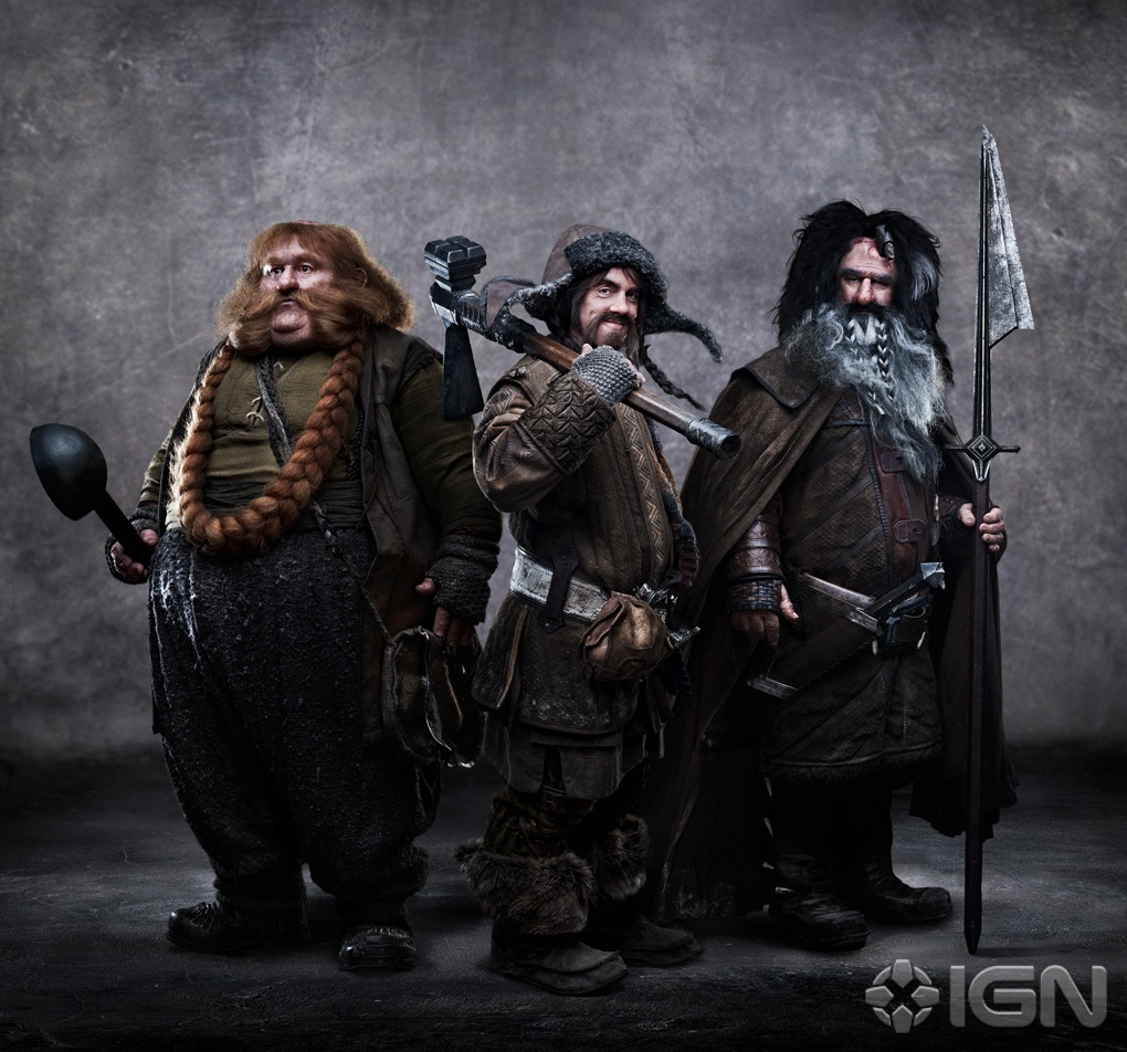 Three More 'Hobbit' Dwarves Revealed!