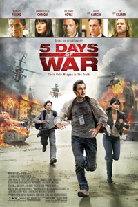 Movie Review: '5 Days of War' and Chaos