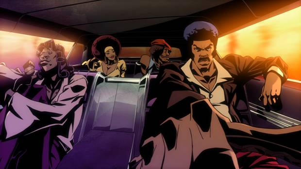 'Not the Children!' Watch the Animated 'Black Dynamite' Save Some Fools in the Series' Pilot Episode