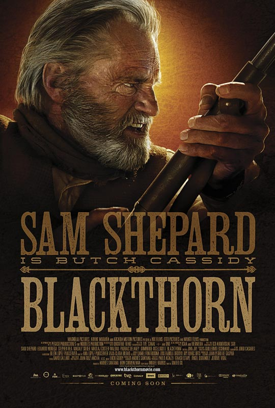 Butch Cassidy Lives in the First Trailer for 'Blackthorn'