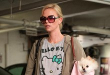 First Look At Charlize Theron in 'Young Adult'