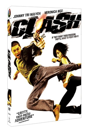 DVD Review: 'Clash' is an Action Packed Piece of Vietnamese Cinema