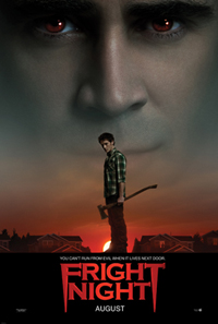 Movie Review: 'Fright Night' is Scary Fun AND has 3D Worth Paying For